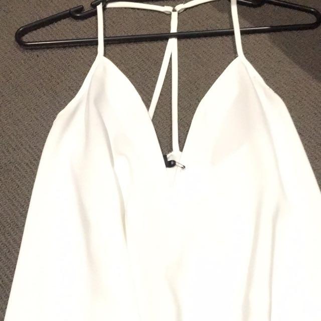 White top, size 6