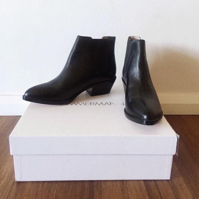 ZIMMERMANN Chelsea Boot - Size 39