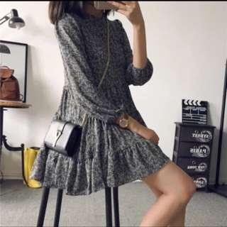 文青風洋裝