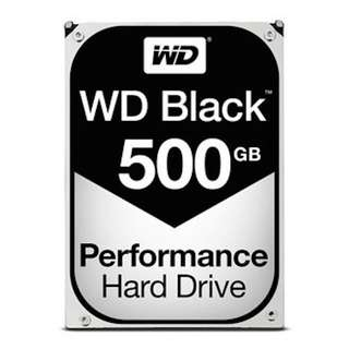 Western Digital WD5003AZEX Caviar Black 500GB HDD 7200rpm