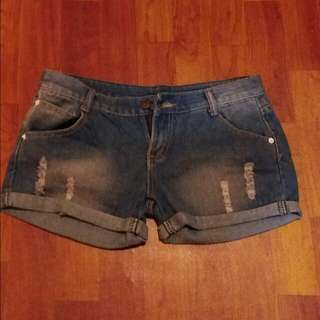 Short Pant For Ladies