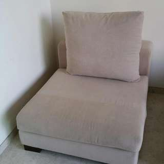 Luxury Single Sofa