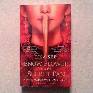 Novel - Snow Flower & The Secret Fan