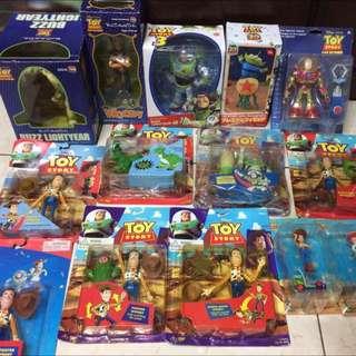 議價不回 玩具總動員 胡迪 巴斯光年 抱抱龍 Toy Story