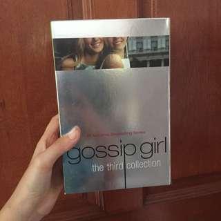 BN GOSSIP GIRL NOVELS (3-in-1)