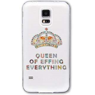 New Queen of Everything Samsung Case For S6 S6E Note 4 S4 S5