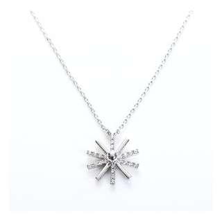 ForPrincess 韓國飾品太陽的後裔氣質光芒短鍊項鍊