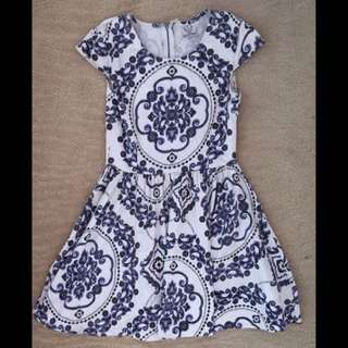 Angel Biba Skater Dress