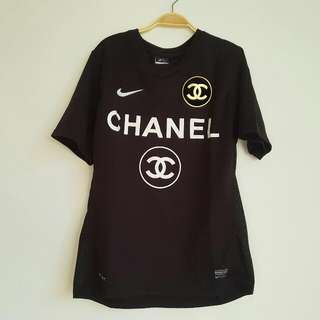 Unauthorised Nike X Chanel Jersey