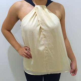 Temt Top Vanilla Color