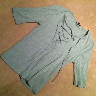 Topshop Jersey Tee - Size 10
