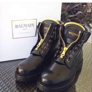 Authentic Balmain Boots