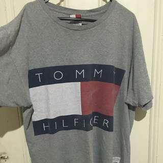 Tommy Hilfiger Vintage Shirt Dress