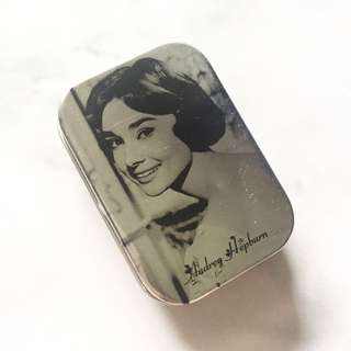 Brand New Nib Tin Case