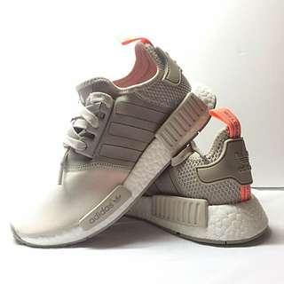 Adidas NMD R1 灰粉