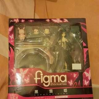 Accel World Kuroyukihime Figma