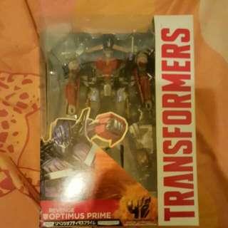 Transformers Revenge Optimus Prime