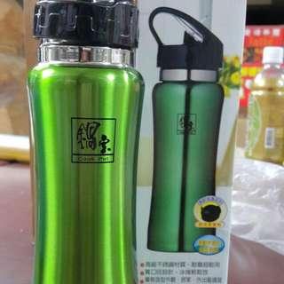 鍋寶曲線運動瓶-綠G-BS-964  可議價