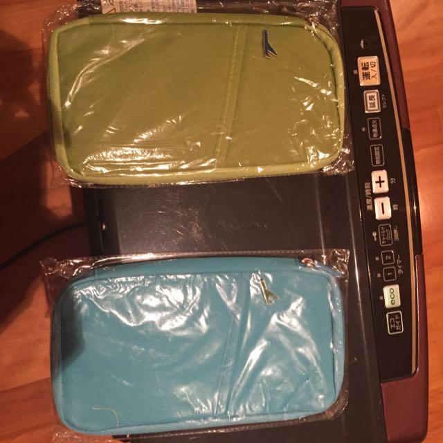 護照證件包兩色