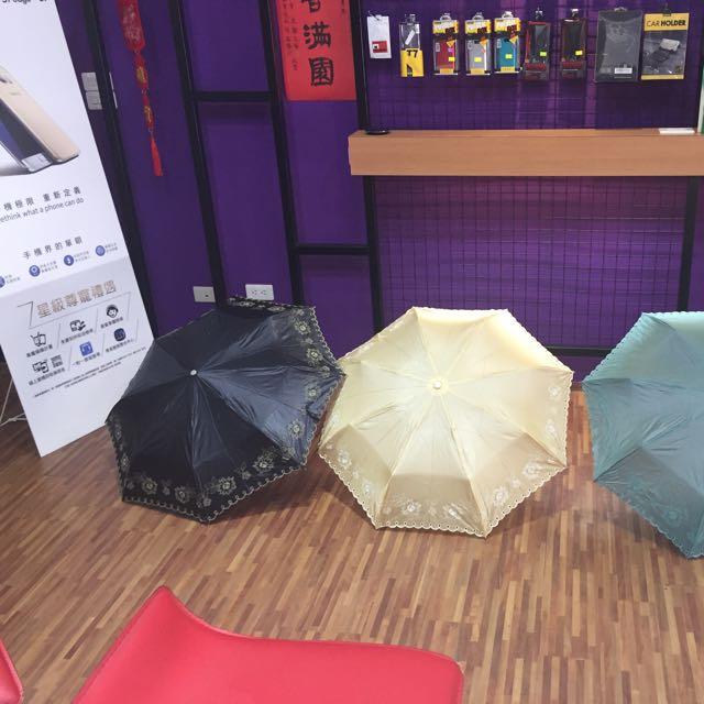 全自動晴雨兩用傘