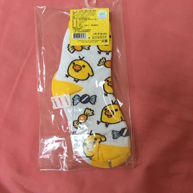 降!😍小雞襪子