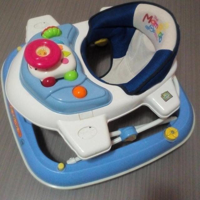 二手 寶寶學步車(螃蟹車)