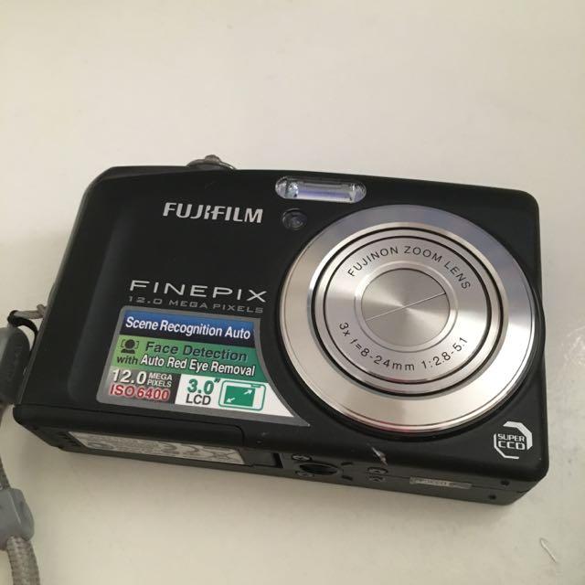 富士 F60 FUJIFILM 數位相機
