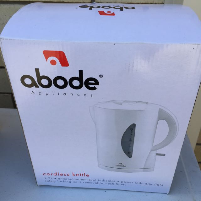 Abode Cordless Kettle