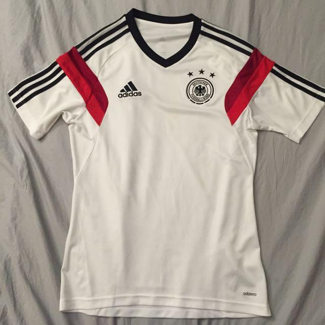 Adidas 德國隊2014世足冠軍隊短袖球衣🇩🇪🇩🇪🇩🇪