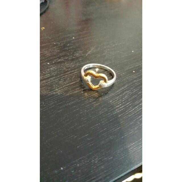 Bensimon Heart Ring