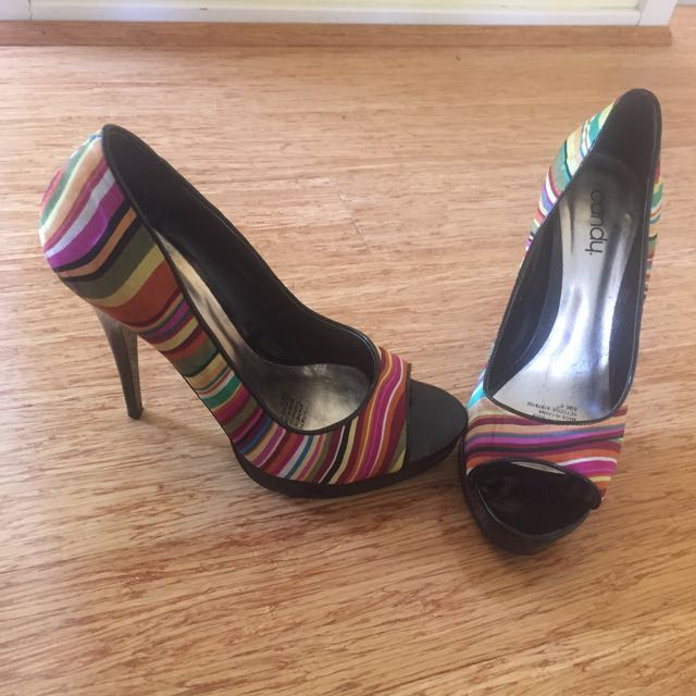 Candy High Heels Size 8