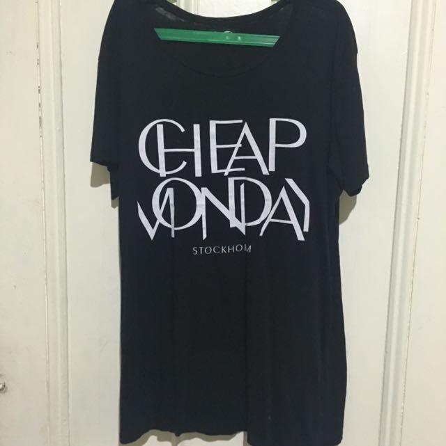 CheapMonday Tshirt
