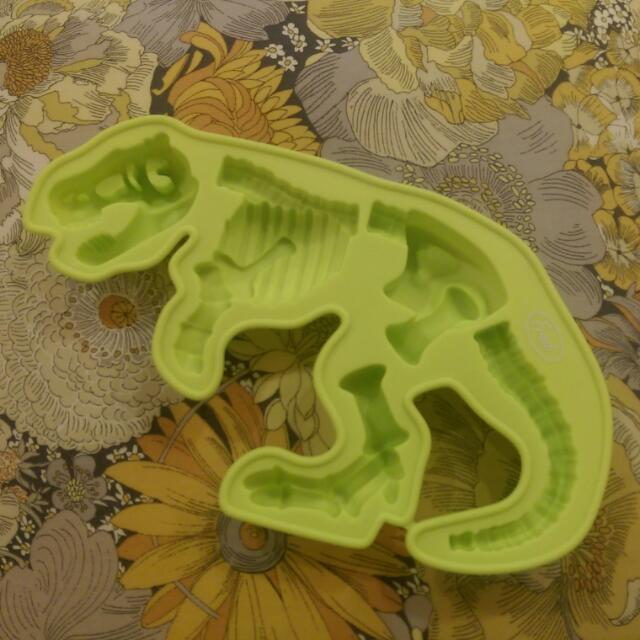 Fred 恐龍化石 製冰盒