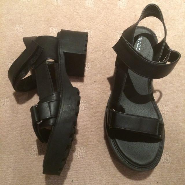 H&M Casual Heels