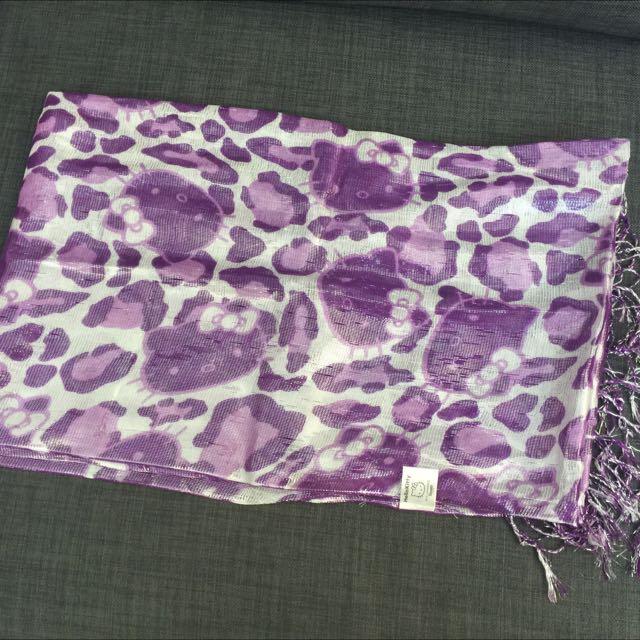 Kitty圍巾(薄)