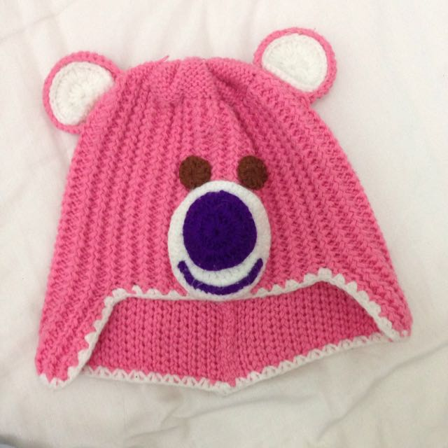 KNITTED LOTSO BEANIE