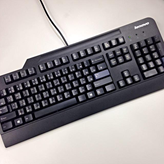 Lenovo 聯想 標準電腦鍵盤