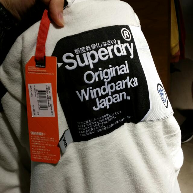 Looking For Superdry Windparka Or Similar