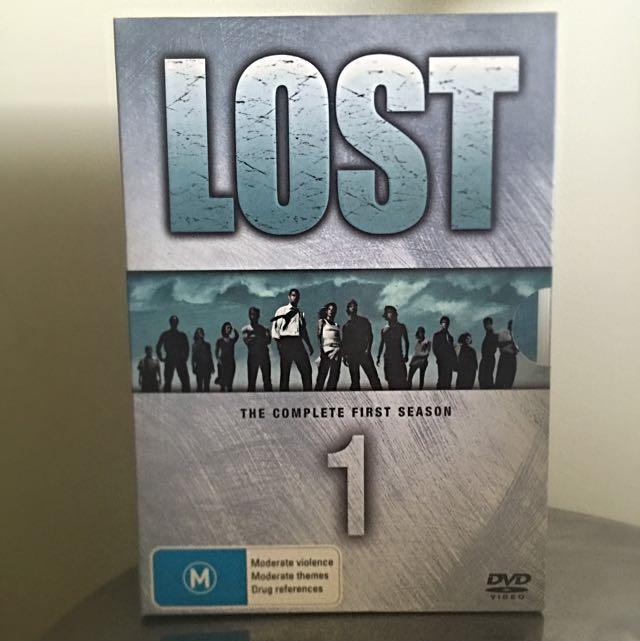 LOST BOX SET - Season 1