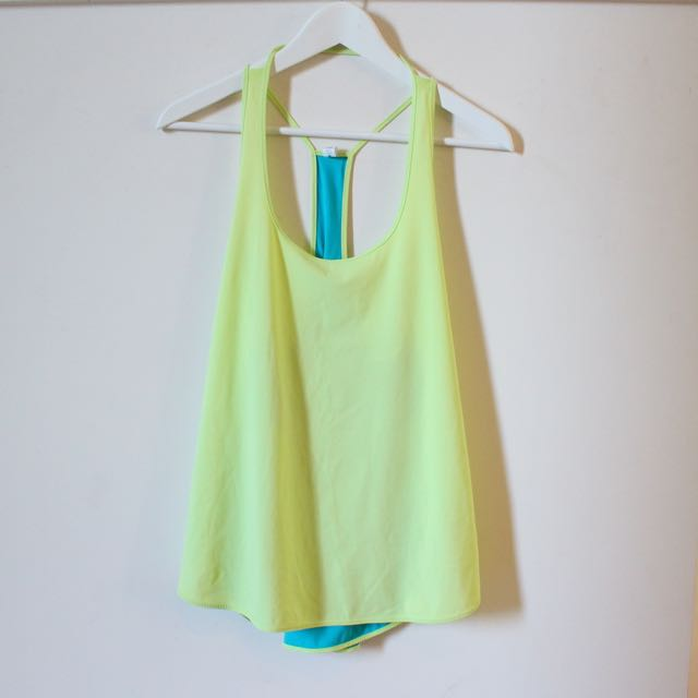 Lululemon Exercise Top