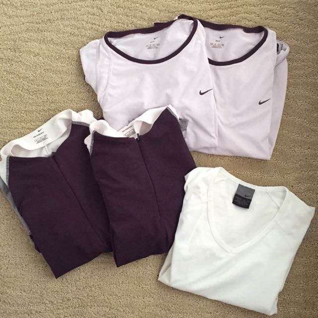 NIKE DRY FIT TOPS