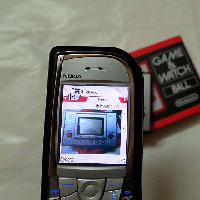 Nokia 7610 for sale/trading with other Nokia vintage phones