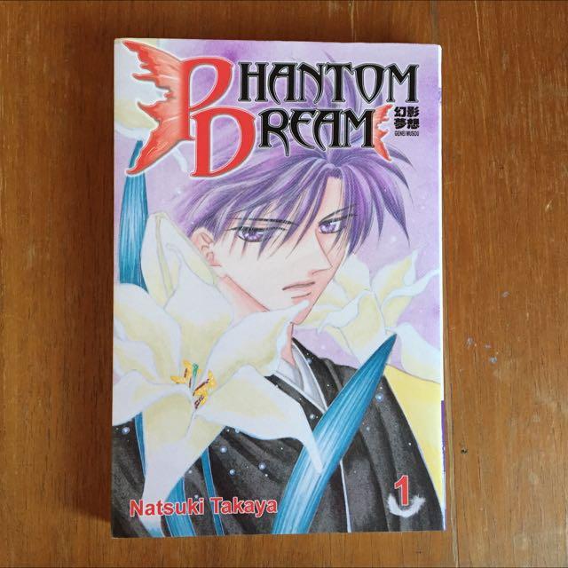 Phantom Dream Book 1