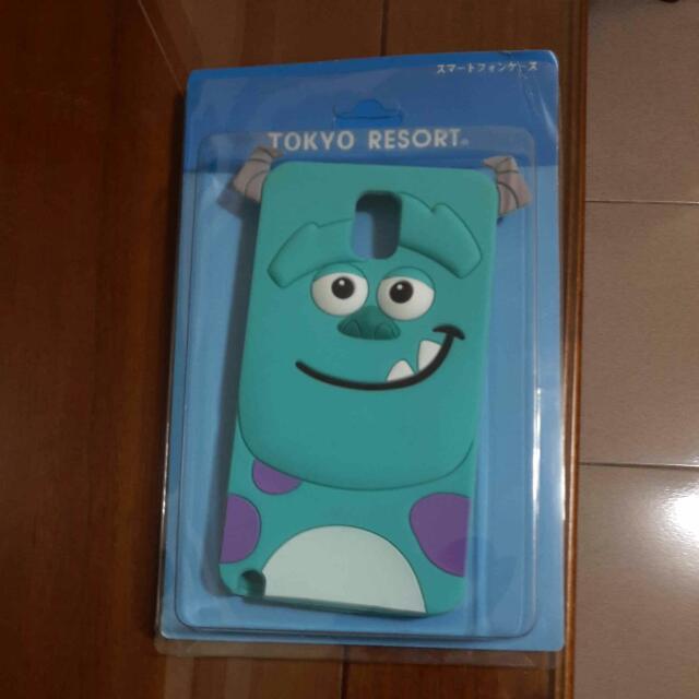 Samsung三星Note 3 怪獸大學毛怪手機套