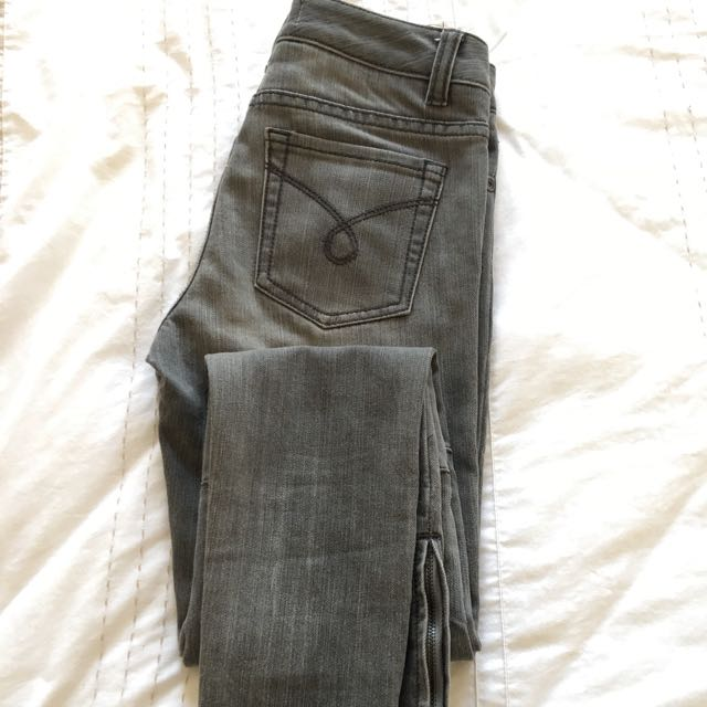 Skinny High Waisted Jeans Size 6