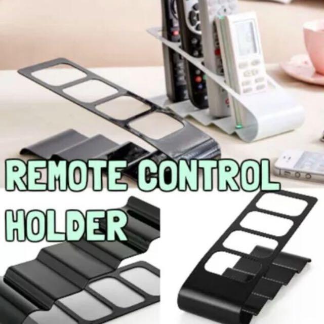Steel Remote Control Holder
