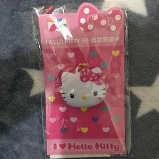 Kitty 3D造型悠遊卡 免運