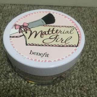 Benefits matte Girl Setting Powder