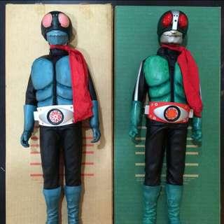 Masked Rider , Kamen Rider 1 & 2