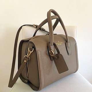 Korean Made Elegant Crossbody Handbag